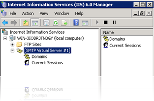 Built In SMTP Server The IIS Returns 571 Unable To Relay